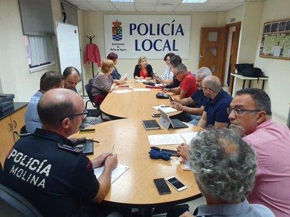 El Ayuntamiento de Molina de Segura activa el Plan Territorial de Protección Civil por las fuertes precipitaciones