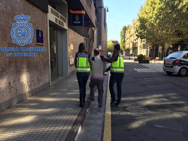 Detienen en Cizur (Navarra) a un fugitivo buscado por las autoridades ecuatorian