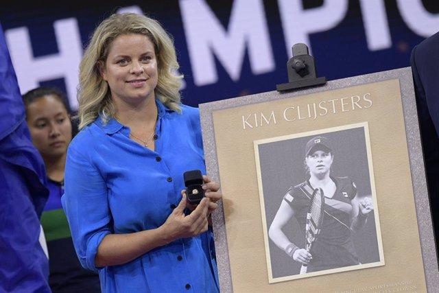 Tenis.- Kim Clijsters anuncia su vuelta a la competición en 2020 tras siete años