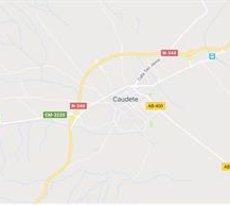 Troben dues persones mortes dins un vehicle bolcat en una zona inaccessible per l'aigua a Caudete (Albacete) (EUROPA PRESS)