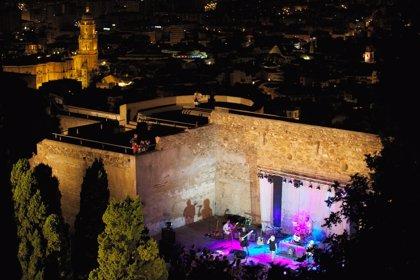 El Castillo de Gibralfaro de Málaga acoge 'Oracle Rocks!' a beneficio de Pozos sin Fronteras