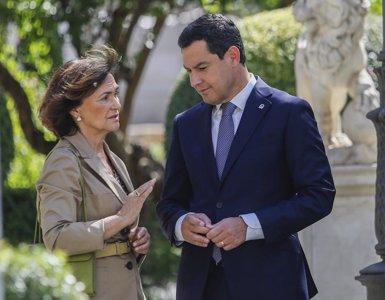 """Calvo diu que Rivera s'ha """"negat"""" durant setmanes a parlar amb Sánchez (María José López - Europa Press)"""