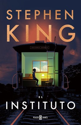El instituto, Stephen King