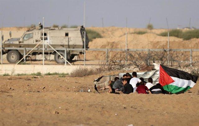 O.Próximo.- UNICEF reclama protección para la infancia de Gaza tras la muerte de