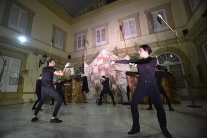 El programa formativo en artes escénicas de la Diputación de Almería arranca este viernes en Purchena