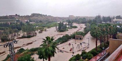 El '1-1-2' gestiona hasta las 17.00 horas 745 asuntos relacionados con las lluvias