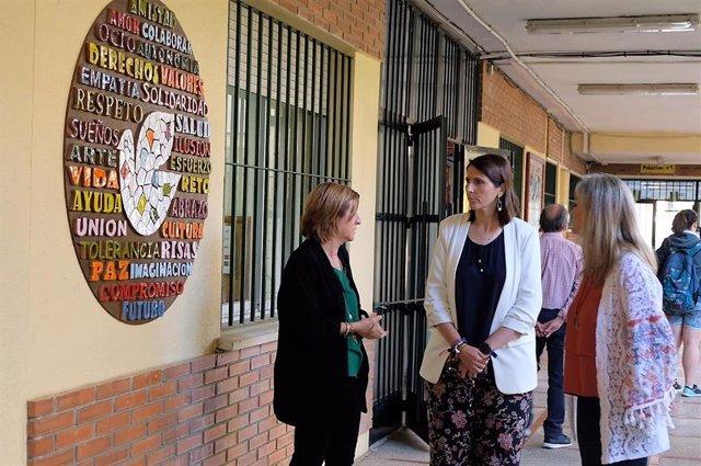 Centro educación específico especial Santa Rosa de Lima Málaga Mercedes García Paine