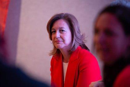 Carina Mejías, de Ciudadanos, nueva presidenta de la comisión anticorrupción del Congreso