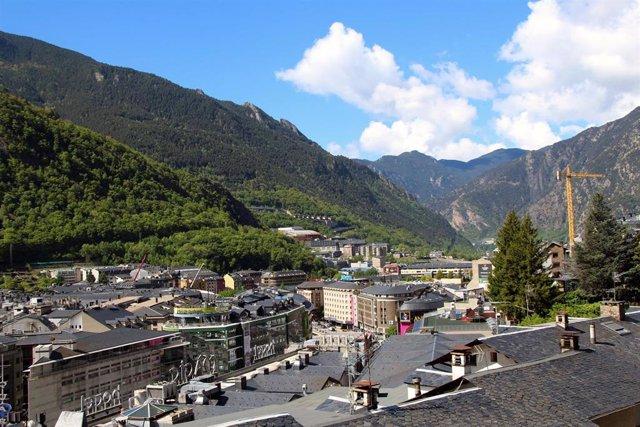 Andorra la Vella (Andorra).