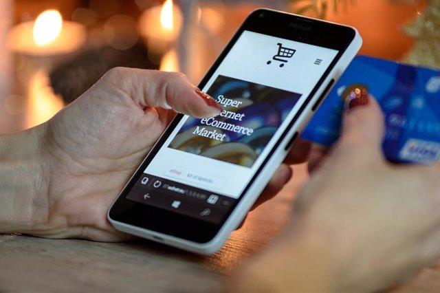 Aplicación de compras, recurso