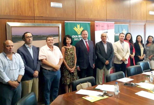 Constituido el jurado del certamen el 'Reto Malacate' que promueve el emprendimiento en la Cuenca Minera.