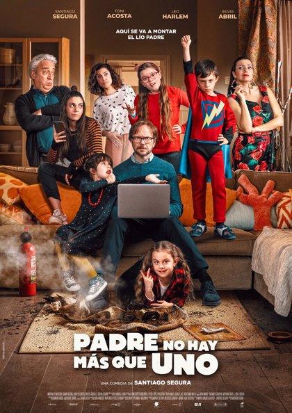 'Padre no hay más que uno' de Santiago Segura ya es la película española más vista del año