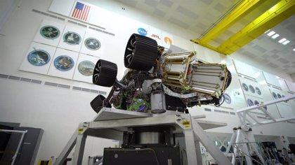 El rover de la misión Mars 2020, desde todos los ángulos