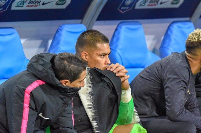 Fútbol.- Alphonse Areola, presentado este viernes como nuevo jugador del Real Ma