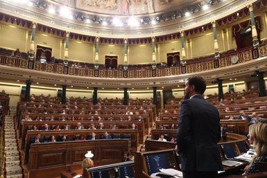 El PP i ERC preguntaran a Sánchez sobre el bloqueig polític i la crisi a Catalunya en el proper Ple del Congrés (Eduardo Parra - Europa Press)