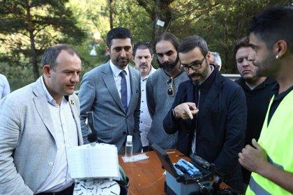 La Generalitat finalizará en octubre el despliegue de fibra óptica en 58 nuevos municipios