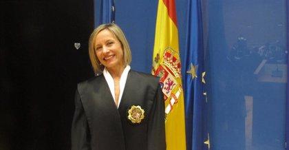 Esther Rojo, nueva presidenta de la Audiencia de Valencia con innovación, transparencia y violencia de género como retos