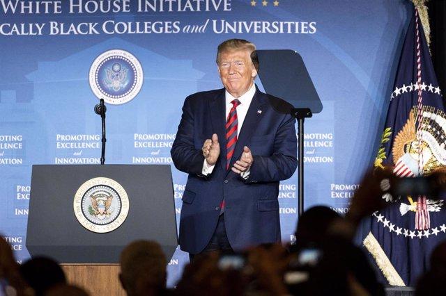 """EEUU.- Trump asegura que sus opiniones sobre Venezuela y Cuba son """"mucho más fue"""