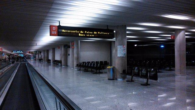 L'Aeroport de Palma (Són Sant Joan).