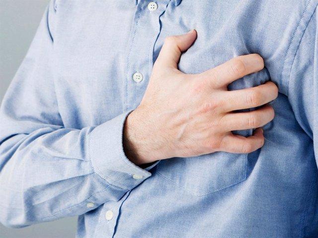 Un estudio encuentra que los pacientes con inicio gradual de ataque cardíaco tar