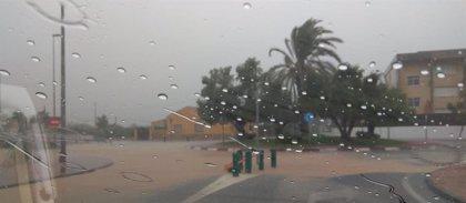 La DANA descarga 452 l/m2 en Beniarrés y 425 en Orihuela en las últimas 48 horas
