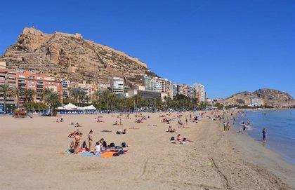 Alicante cierra agosto con una ocupación hotelera del 94,8%, la más alta desde 2010