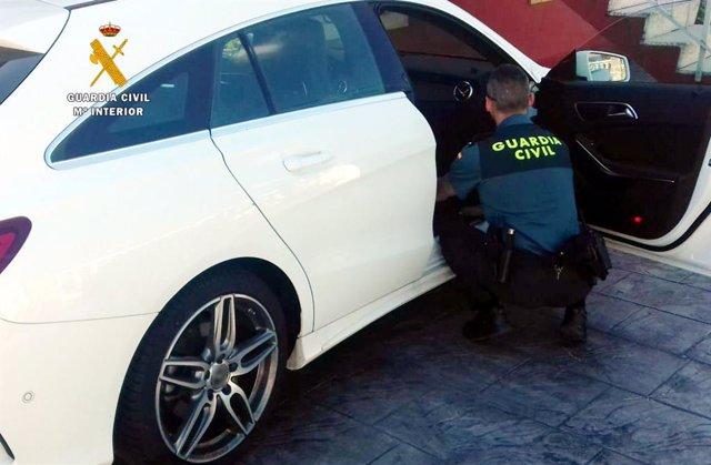 Rdo. Nota De Prensa Guardia Civil (Cinco Investigados Por Hurtos En Vehículos En Suances E Hinojedo)