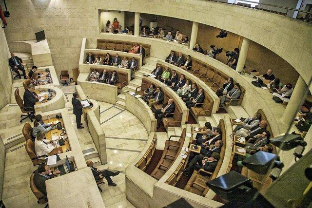 El Parlamento de Cantabria