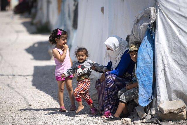 DDHH.- Conflictos y desastres naturales dejan 10 millones de nuevos desplazados
