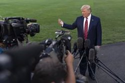 Trump rebutja que Israel estigui espiant els EUA (Contacto)
