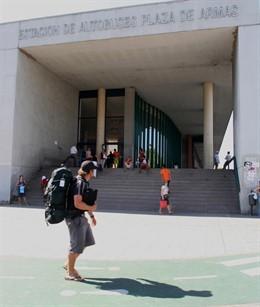 Estación de autobuses Plaza de Armas