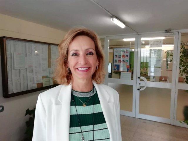 La delegada de Educación, Deporte, Igualdad, Políticas Sociales y Conciliación de la Junta de Andalucía en Córdoba, Inmaculada Troncoso.