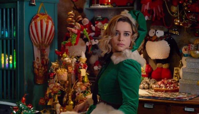 Emilia Clarke protagoniza 'Last Christmas'