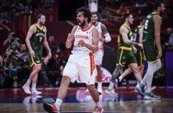 La selecció espanyola jugarà la final després de dues pròrrogues contra Austràlia (FIBA)