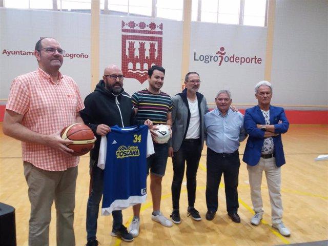 El concejal de Deportes, Rubén Antoñanzas, presenta los torneos deportivos municipales