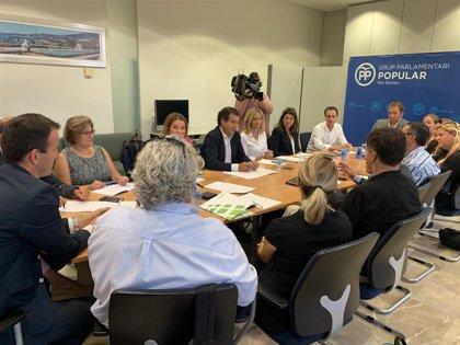 El PP muestra su apoyo al turismo de cruceros y critica que el Govern no tenga en cuenta su contribución a la economía