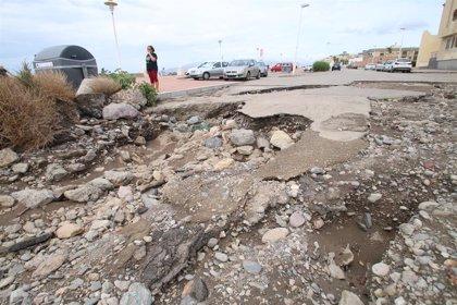 """UGT-A lamenta la muerte registrada por el temporal en Almería y pide que """"no se ponga en peligro"""" a los trabajadores"""