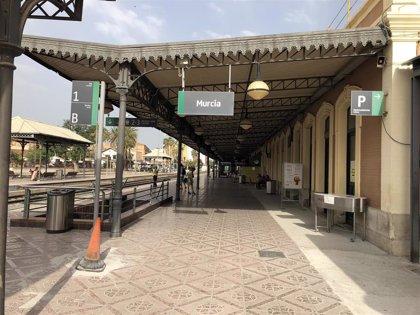 Renfe restablece el servicio de cercanías entre Murcia y Lorca