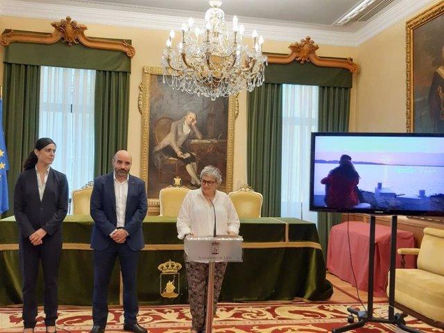 Presentación del spot y campaña publicitaria de Gijón