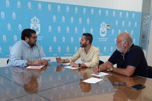 Diputación Y Ayuntamiento De La Línea Coordinan La Organización De Nuevos Eventos Deportivos