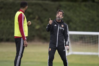 Quique Sánchez Flores debuta con el Watford ante el Arsenal de Emery