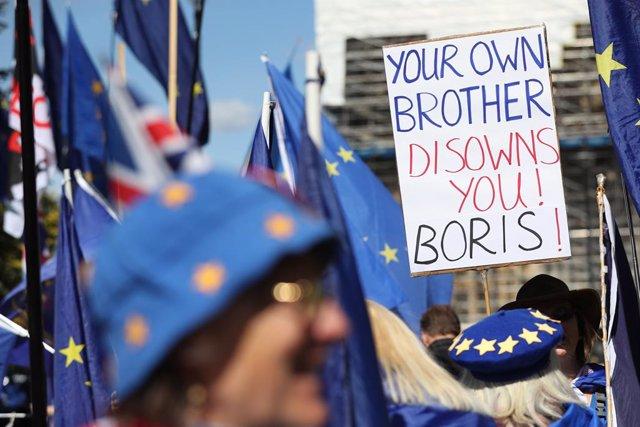 Brexit.- El Brexit alienta el sentimiento independentista en Gales