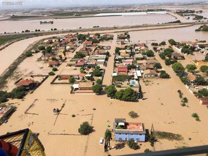 El 112 gestiona 3.432 asuntos relacionados con las lluvias