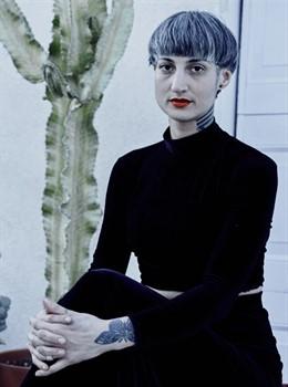 La artista Luz Elena de Y la Bamba.