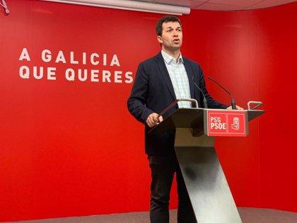 """Caballero censura el """"cinismo"""" de Feijóo e insta al PP a """"dejar de boicotear la gobernabilidad"""" de España"""