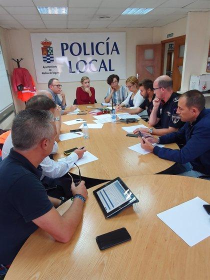 El Ayuntamiento de Molina de Segura (Murcia) mantiene activado el Plan Territorial de Protección Civil