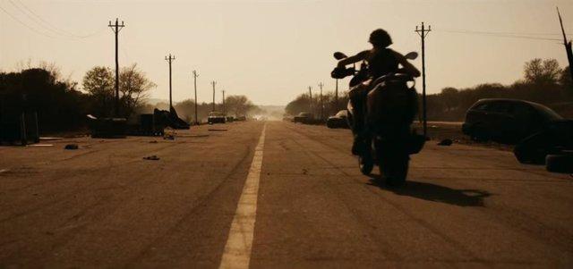 Escena de Resident Evil: El capítulo final
