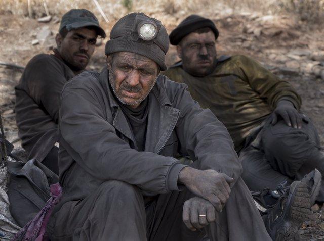 Una imagen del reportaje 'La mina o la nada', del programa 'En Portada' de RTVE, nominado a los Premios Gabo 2019