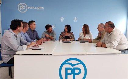 PP de Sevilla llevará mociones a ayuntamientos y Diputación para declarar a la Policía Local como profesión de riesgo