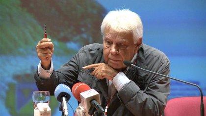 """Felipe González tiene """"esperanza"""" en que no se repitan las elecciones pero no en que haya """"estabilidad gubernamental"""""""